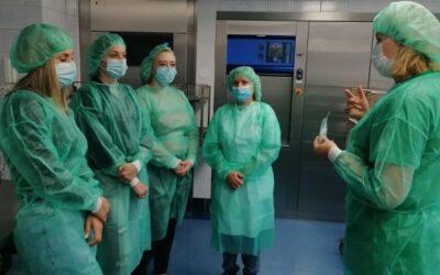 Wizyta w sterylizatorni